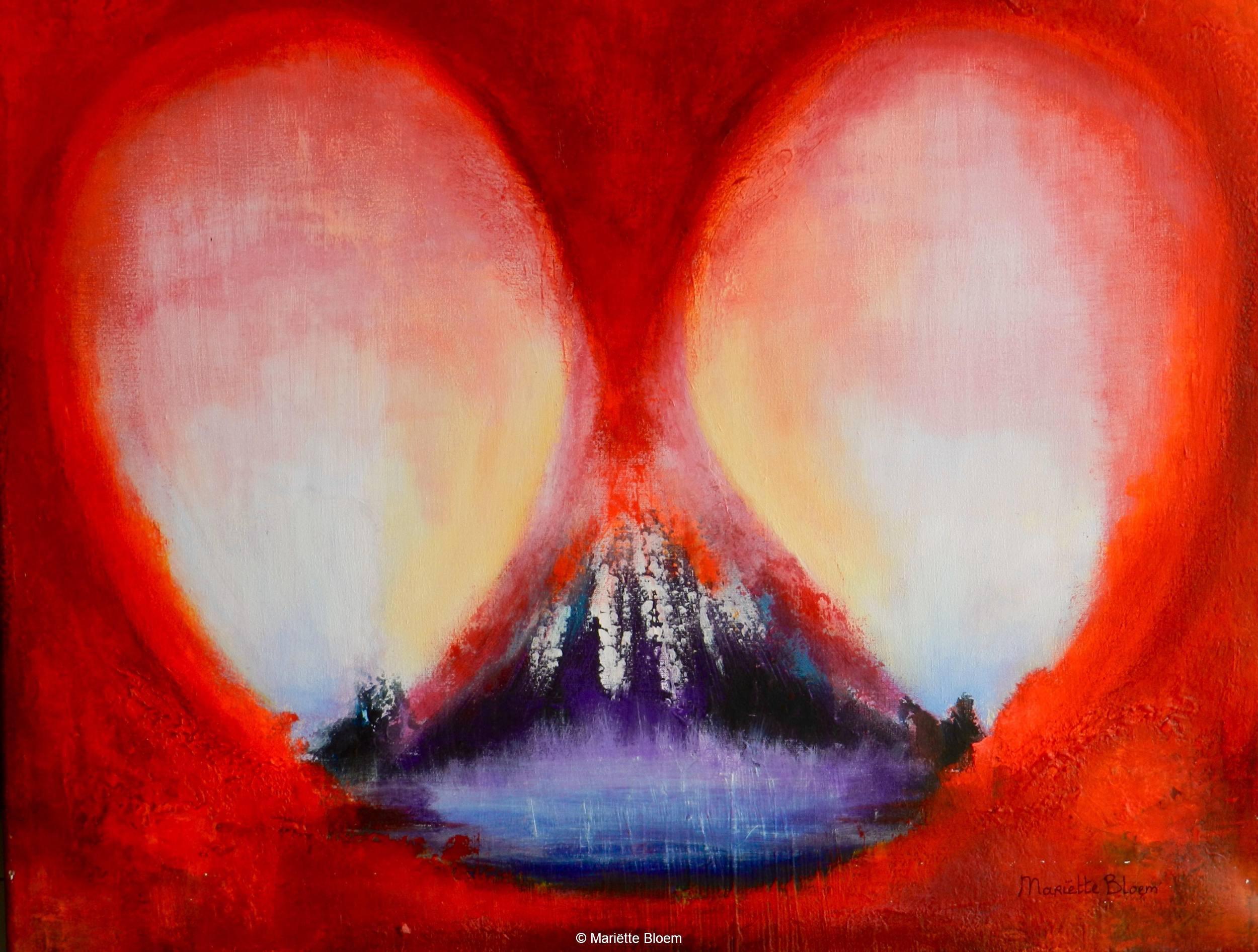 Liefde, drieluik geloof hoop liefde